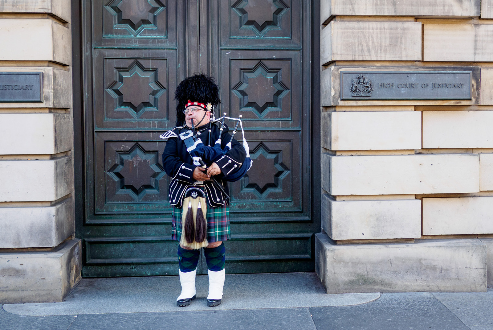 Street Photography Edinburgh