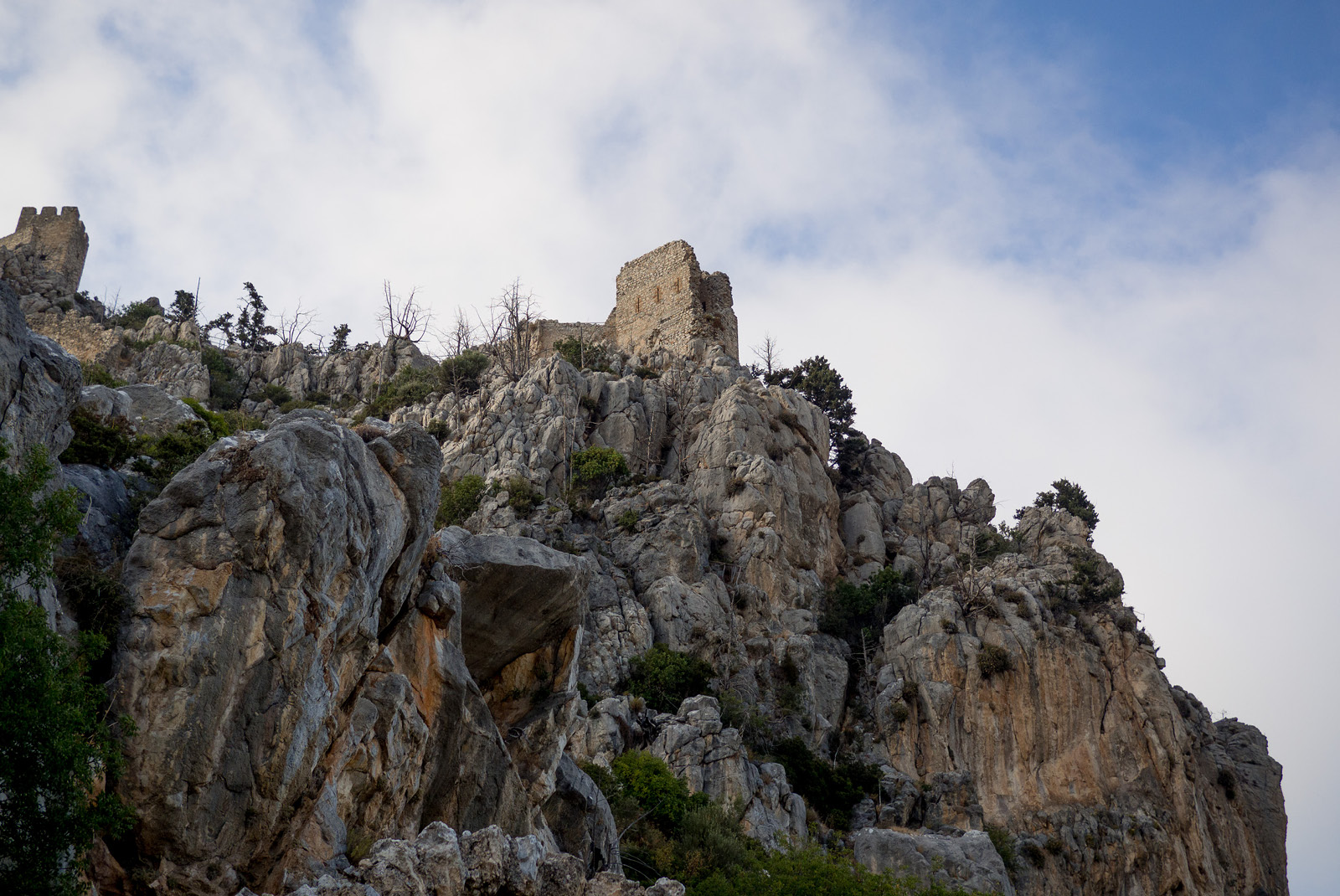 St Hilarion Castle North Cyprus