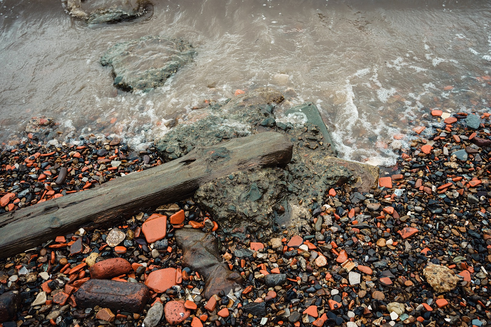 Image of shore of River Thames